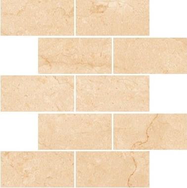 Мозаика Kerranova Marble Trend Crema Marfil K-1003/MR/m13 30,7x30,7см цены
