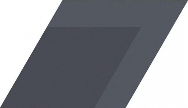 Керамогранит WOW Flow Diamond Decor Black 117360 13,9x23,95 см