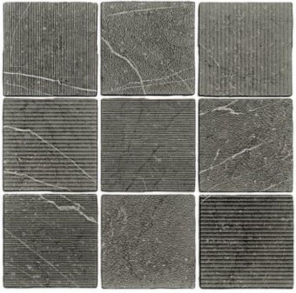 Керамогранит WOW Gea Carved Charcoal 120291 12,5х12,5 см керамогранит wow gea carved charcoal 120291 12 5х12 5 см