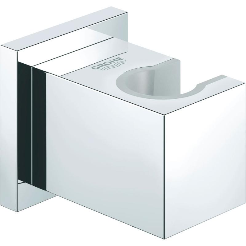 Держатель ручного душа Grohe Euphoria Cube 27693000 Хром настенный держатель grohe euphoria cube 27693000
