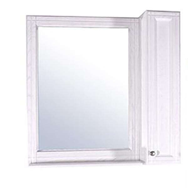 Зеркало со шкафом ASB-Woodline Берта 85 Антикварный орех фото