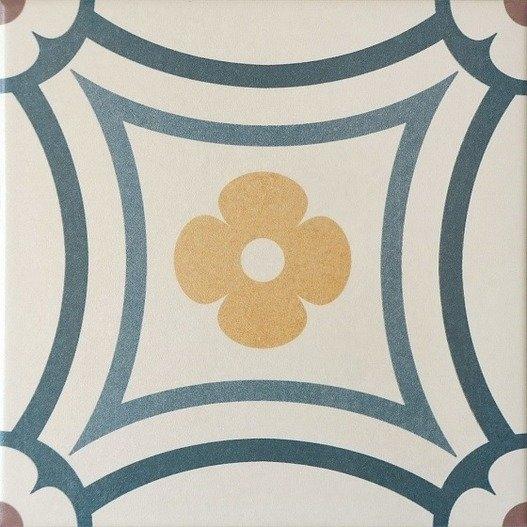 Керамический декор Equipe Caprice Saint Tropez 20х20 см стоимость