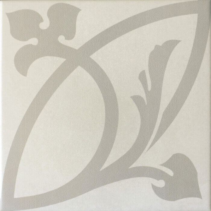 Керамический декор Equipe Caprice Liberty White 20х20 см стоимость