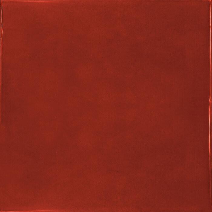 Керамическая плитка Equipe Village Volcanic Red настенная 13,2х13,2 см