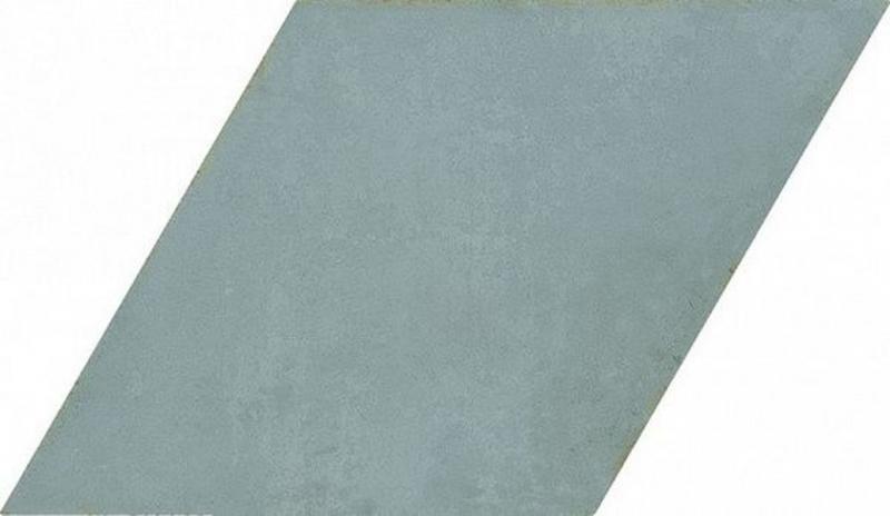 Керамогранит WOW Mud Diamond Teal 117394 13,9x23,95 см