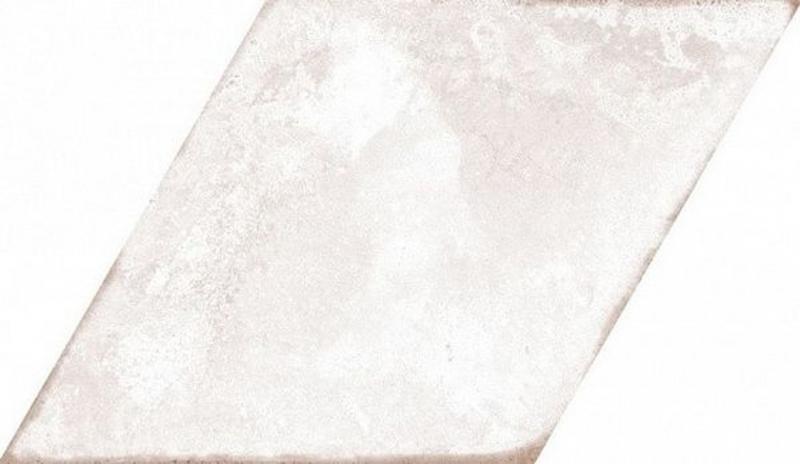 Керамогранит WOW Mud Diamond Old White 117392 13,9x23,95 см