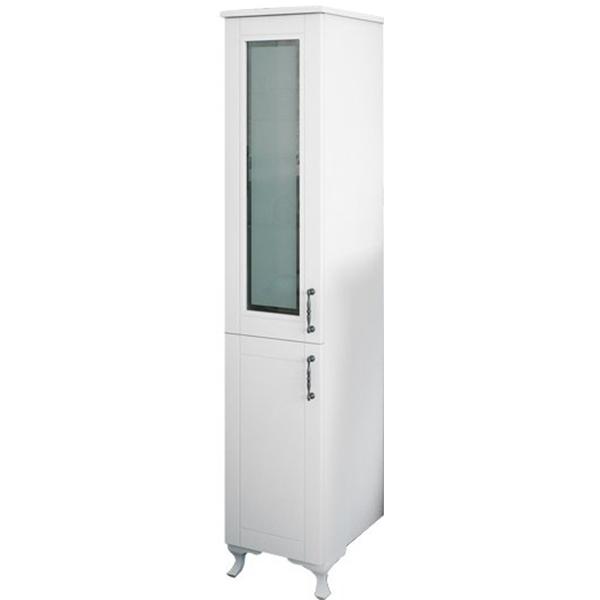 Шкаф пенал Sanflor Глория 32 L С000005722 Белый