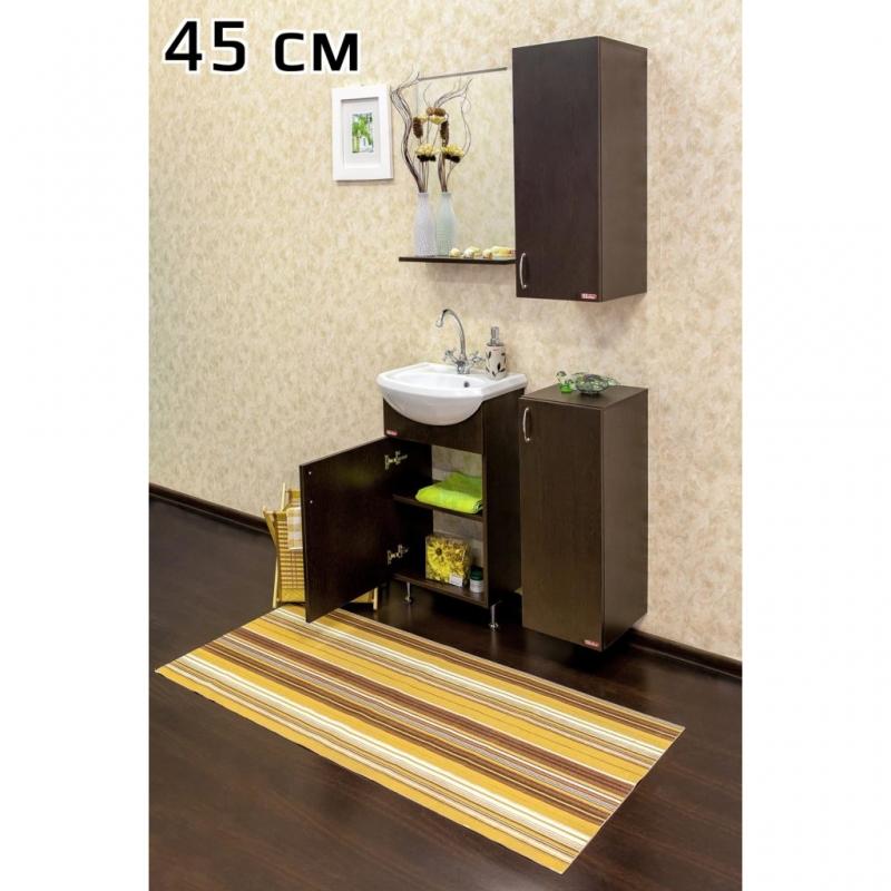 Подвесной шкаф Sanflor Мокко 28 R Н0000000780 нижний Венге