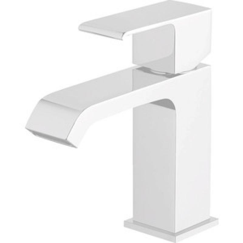 Смеситель для раковины Cezares Porta PORTA-LS1 Белый матовый