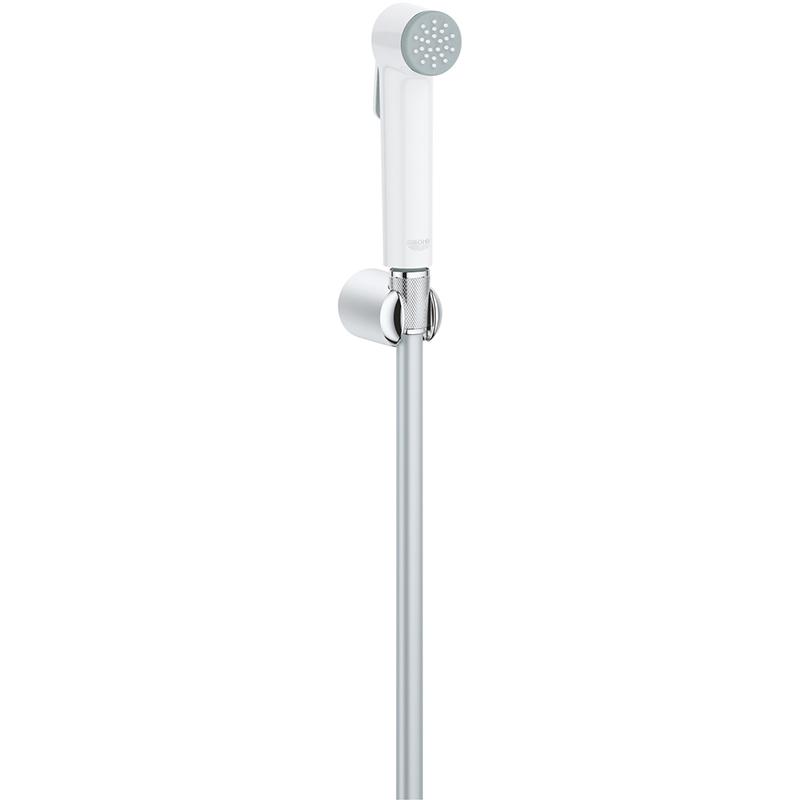 Фото - Гигиенический душ Grohe Tempesta-F Trigger Spray 26355IL0 Белый Хром grohe гигиенический душ grohe trigger
