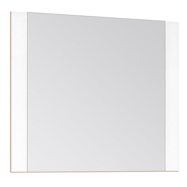 Зеркало Style Line Монако 80 ЛС-00000629 Ориноко белый лакобель цена и фото
