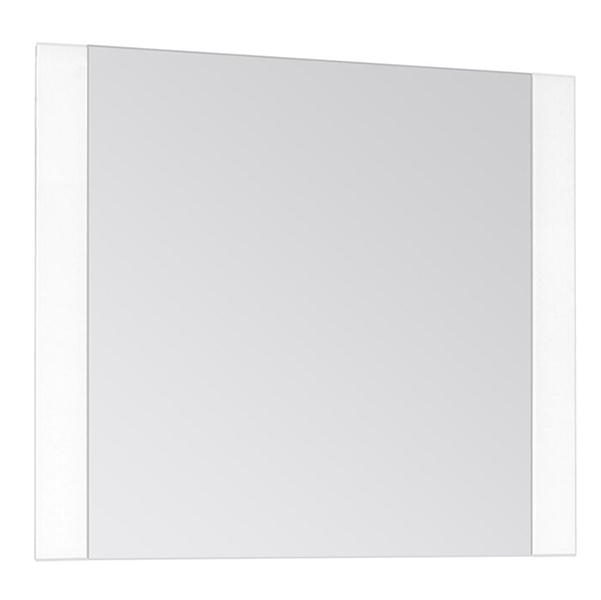 Зеркало Style Line Монако 80 ЛС-00000631 Осина белый лакобель цена и фото