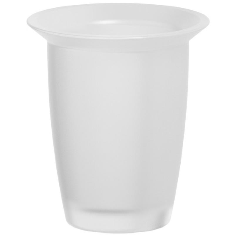 Колба для туалетного ершика Artwelle Universell ASP 004 Белая матовая