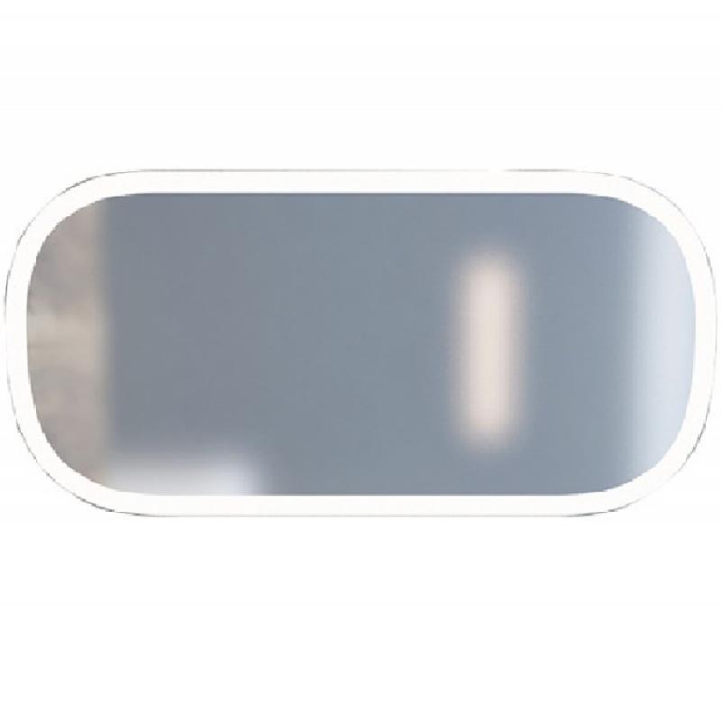 Зеркало Andrea Bruks 120 с подсветкой с подсветкой