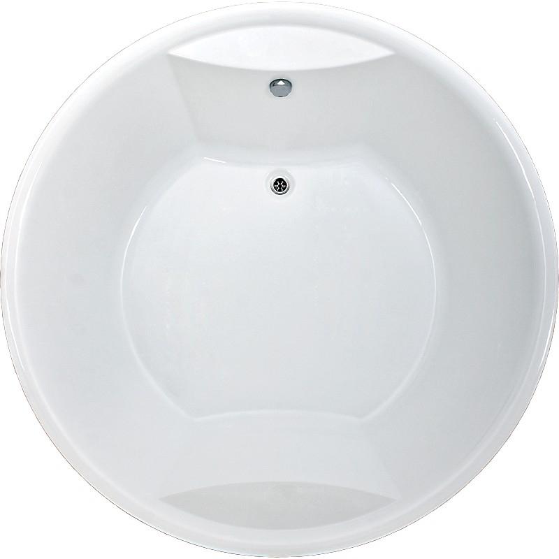 Акриловая ванна Aima Design Omega New 180х180 без гидромассажа