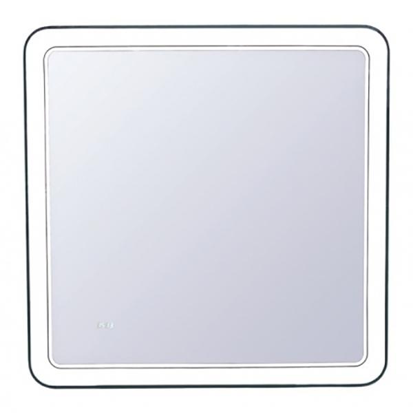 Зеркало Style Line Атлантика 60 СС-00002214 с подсветкой с часами