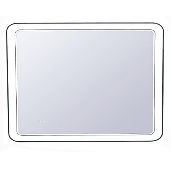 Зеркало Style Line Атлантика 90 СС-00002213 с подсветкой с часами