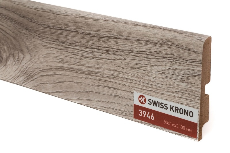 Плинтус Kronopol P85 Lavender Oak 3946 2500х85х16 мм