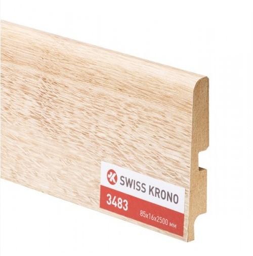 цена на Плинтус Kronopol P85 Curry Oak 3483 2500х85х16 мм