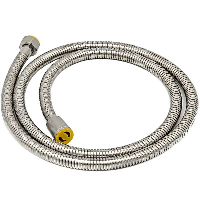 Душевой шланг Milacio MC.004.SL Серебро