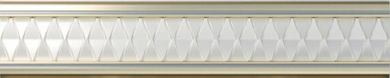Керамический бордюр Aparici Monaco Moldura 4х44,63 см бордюр aparici enigma symbol moldura 3x20