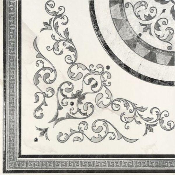 Керамический декор Ape Mandalay Roseton 60х60 см керамический декор ape allegra decor link white 31 6x90см