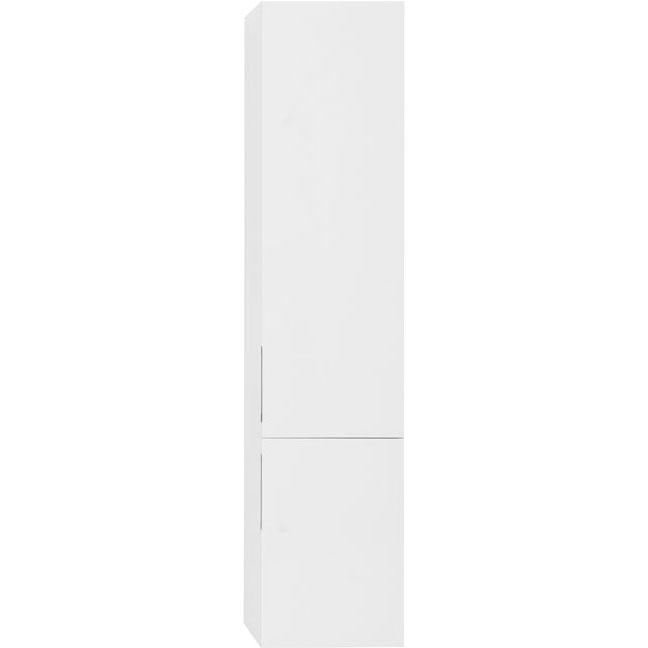 Шкаф пенал Aquanet Алвита 35 235359 подвесной Белый шкаф пенал bellezza рокко 35 подвесной красный белый