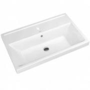Комплект мебели для ванной Aquanet Гретта 75 209980 Светлый дуб-3