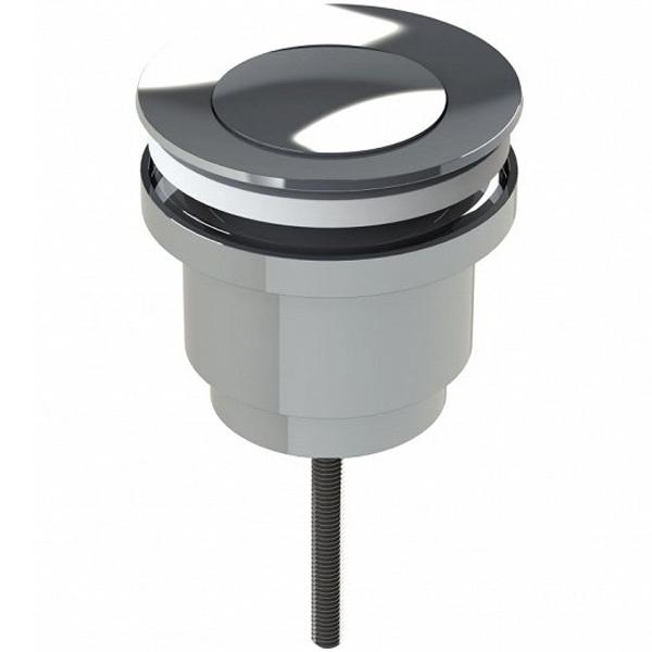 Фото - Донный клапан Iddis 001SB00i88 Хром донный клапан raiber rlbt 58 хром