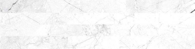 Керамогранит Rondine Tiffany 3D J87344 White 15x61 см