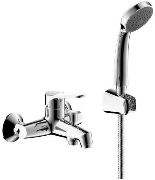 Смеситель для ванны Bravat Emeralda TF6135147CP-B-RUS Хром смеситель для ванны bravat simple f6135193cp b rus