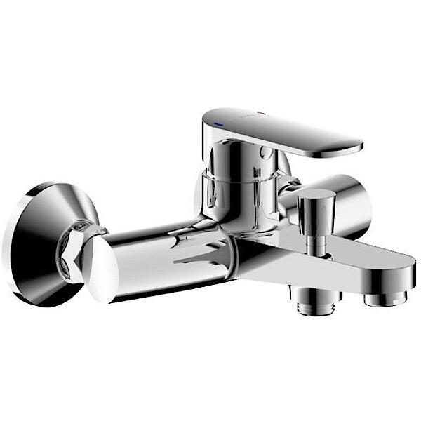 цена на Смеситель для ванны Bravat Louise TF6191183CP-01-RUS Хром