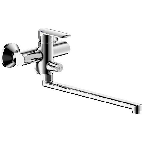 цена на Смеситель для ванны Bravat Louise TF6191183CP-01L-RUS универсальный Хром