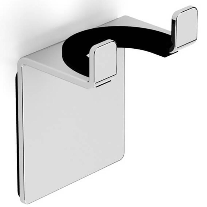 Двойной крючок Black&White Swan SN-5183 Хром