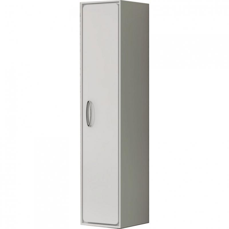 Шкаф пенал Opadiris Монтэ 30 Z0000014809 Белый матовый/Хром шкаф пенал laufen pro new 35 подвесной l белый матовый