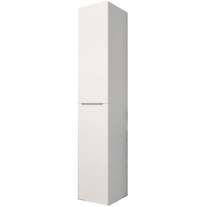 Шкаф пенал Smile Элеганс 30 L Z0000014967 Белый матовый шкаф пенал laufen pro new 35 подвесной l белый матовый