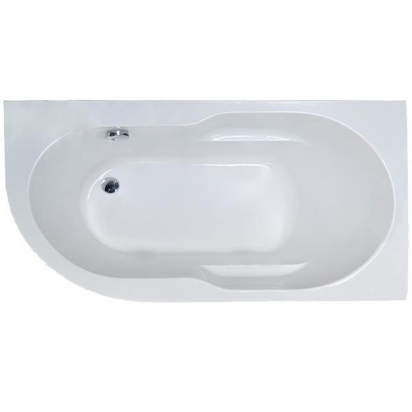 Акриловая ванна Royal Bath Azur 140x80 R RB614200R без гидромассажа акриловая ванна royal bath hardon 200х150 rb083100k без гидромассажа