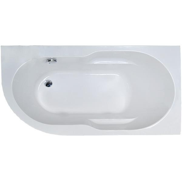 Акриловая ванна Royal Bath Azur 150x80 R RB614201R без гидромассажа ванна royal bath azur rb 61