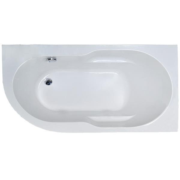 Акриловая ванна Royal Bath Azur 160x80 R RB614202R без гидромассажа ванна royal bath azur rb 61