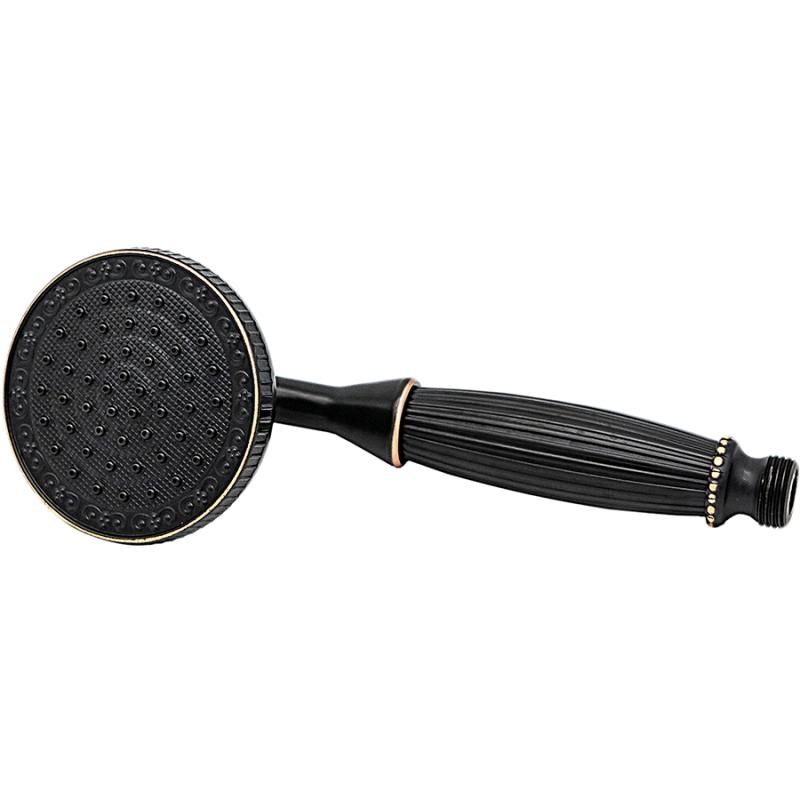 Ручной душ Milacio MC.006.BBR Черная бронза