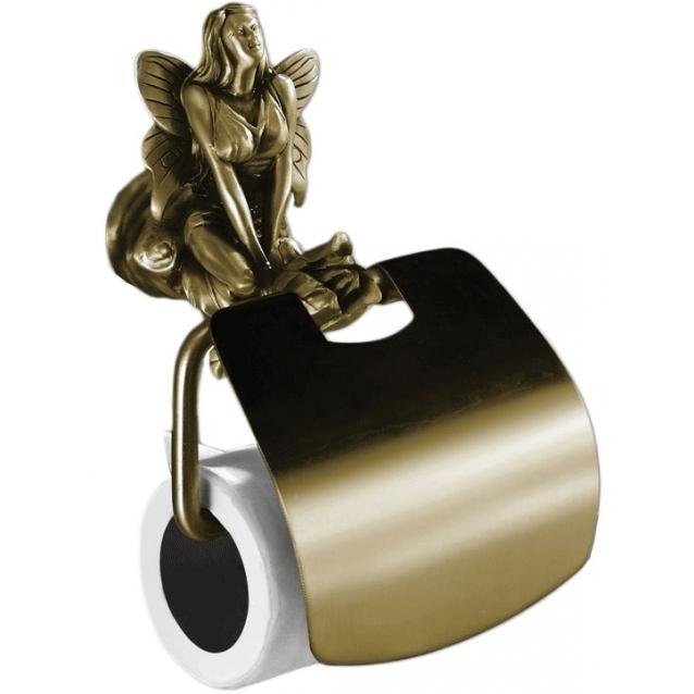 Держатель туалетной бумаги Art&Max Fairy AM-B-0989-B Бронза