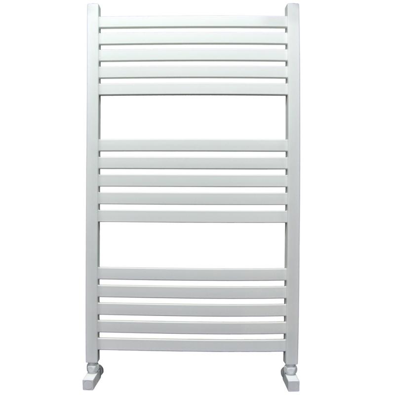 Водяной полотенцесушитель Ника Modern ЛМ 6 100x50 Белый 15 перекладин цены онлайн