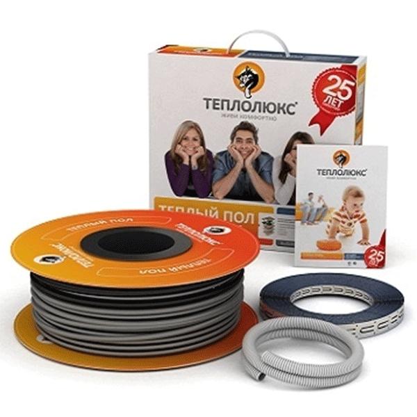 Теплый пол Теплолюкс Standart 20ТЛОЭ2-125-2500 3-5 см