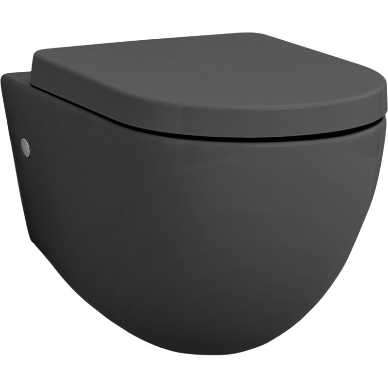 Унитаз Artceram File 2.0 FLV001 15 00 подвесной Grigio oliva подвесной унитаз artceram flv001 03 00 чёрный глянцевый без сидения