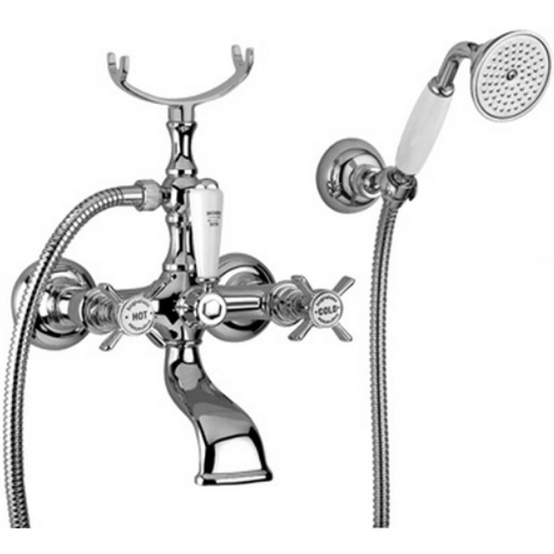 Смеситель для ванны Bugnatese Princeton 802 CR (Хром)