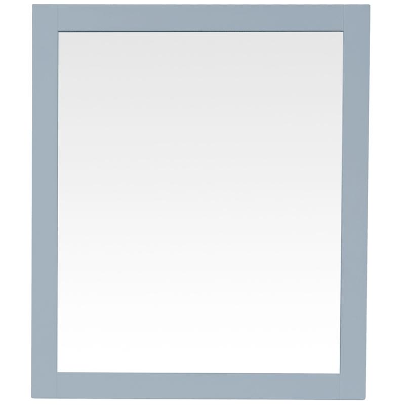 Зеркало ValenHouse Эйвори 80 AV80_ЗС Серое