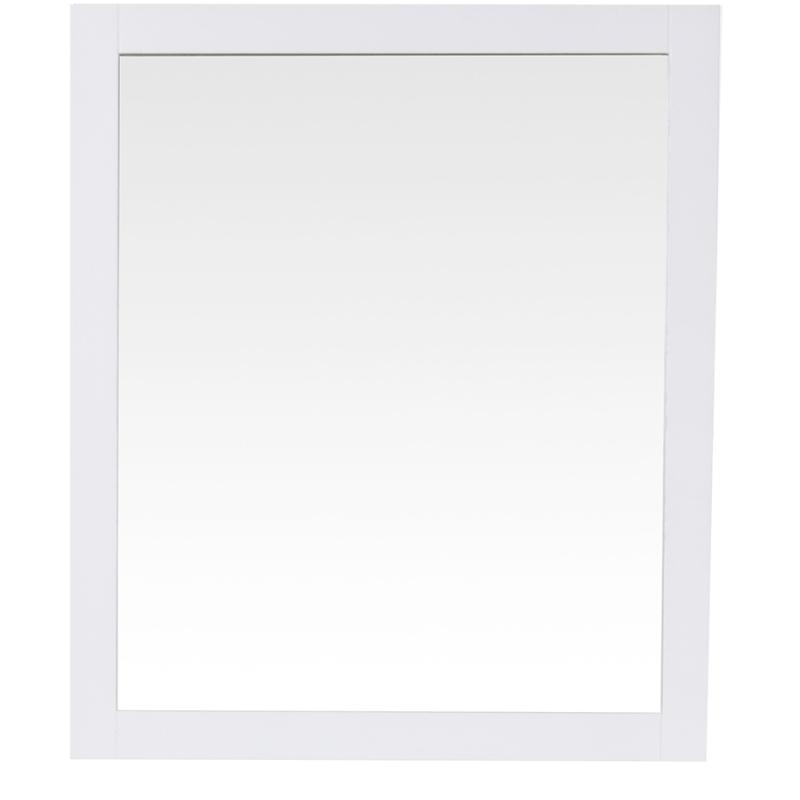Зеркало ValenHouse Эйвори 80 AV80_ЗБ Белое