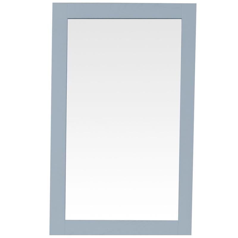 Зеркало ValenHouse Эйвори 60 AV60_ЗC Серое