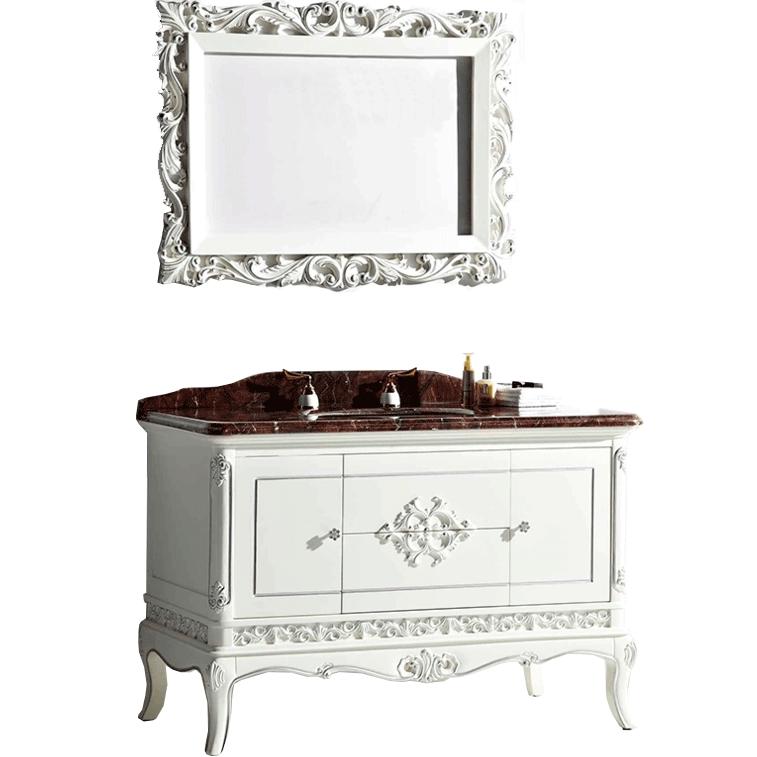 Комплект мебели для ванной Orans 120 BC-7316 Белый