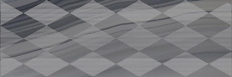 Фото - Керамический декор Laparet Agat Geo Декор серый 20x60см керамический декор laparet agat geo декор светлый 20x60см